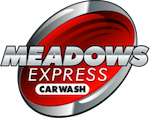 Meadows Car Wash logo